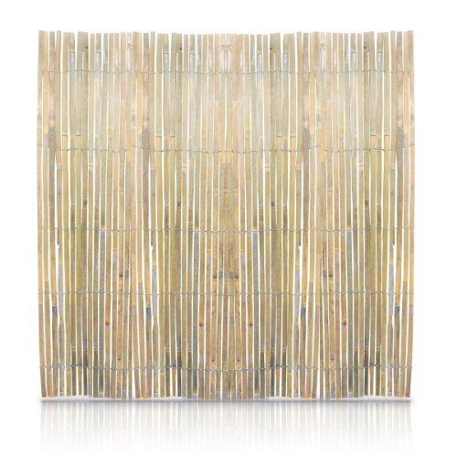 Sichtschutz Bambus 5 x 2 m
